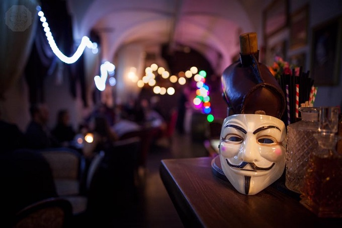 The Anonymous Bar