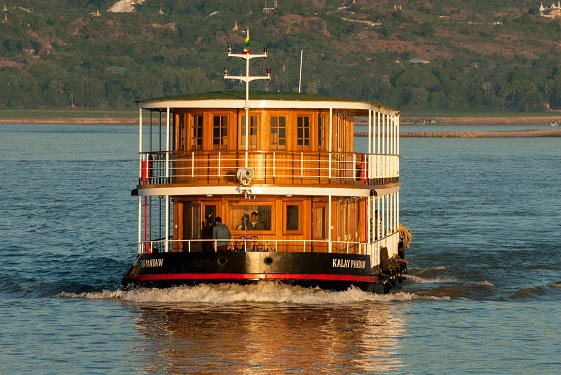 Burma Cruise the luxury travel bible