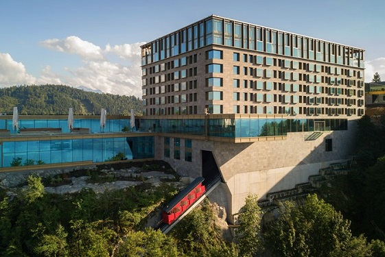 LUXURY RESORT BÜRGENSTOCK  RESORT, SWITZERLAND