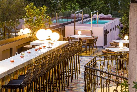 Luciano K Hotel Chile