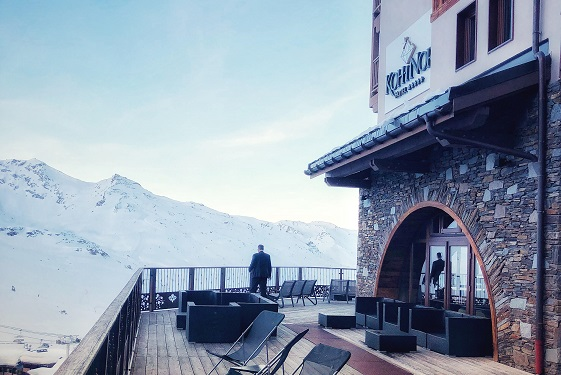 Val Thorens Koh I Nor The Luxury Travel Bible