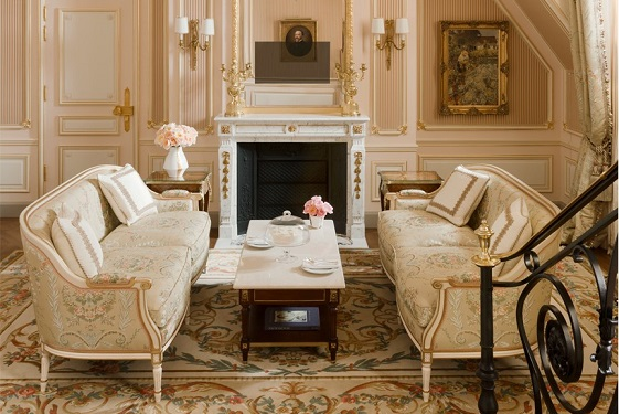 ritz paris hotel suites de prestiges