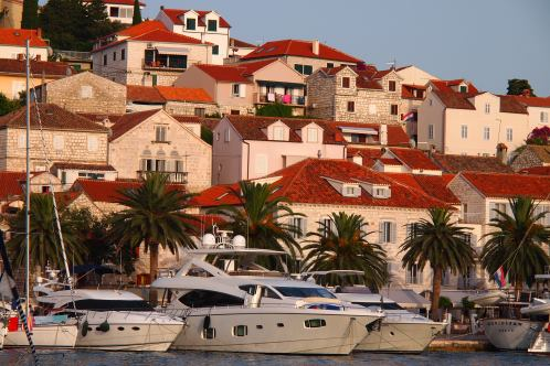 hvar yacht in luxury travel bible
