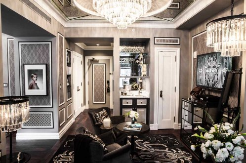 fitzgerald suite at plaza hotel