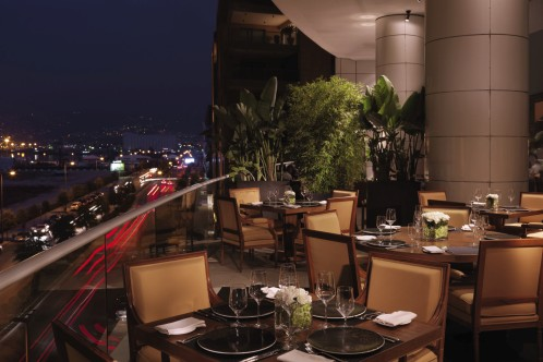 grill room terrace