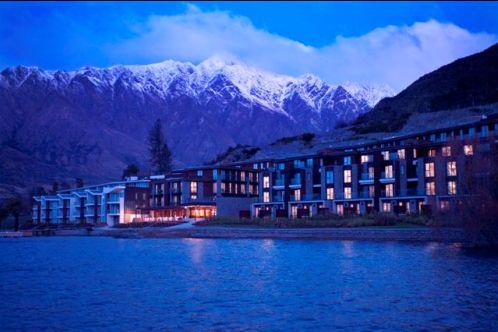 The Luxury Travel Bible Luxury Hotels Hilton Queenstown New Zealand