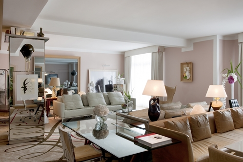 le royal monceau suite
