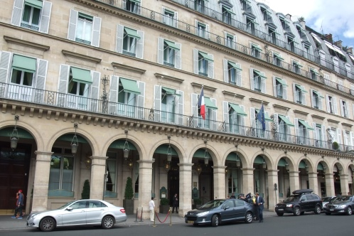 hotel meurice paris  luxury travel bible
