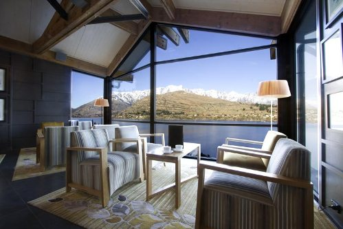 The Luxury Travel Bible Luxury Hotels The Rees New Zealand
