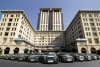 The Peninsula Hong Kong - Rolls Royce Extended Wheelbase Phantoms