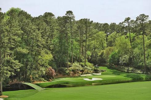 The 12th at Augusta, Georgia