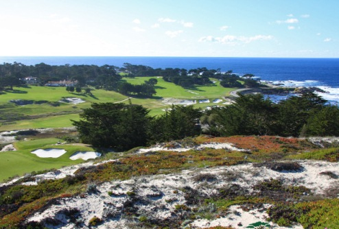 The 16th at Cypress Point, California