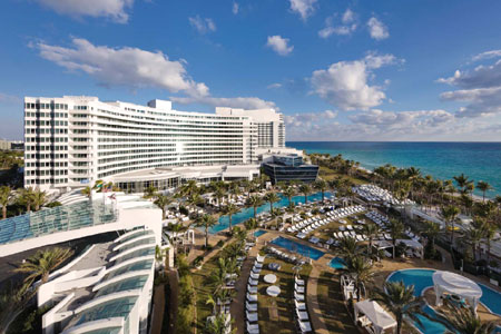 8. The Bellboy: Fontainebleau, Miami Beach
