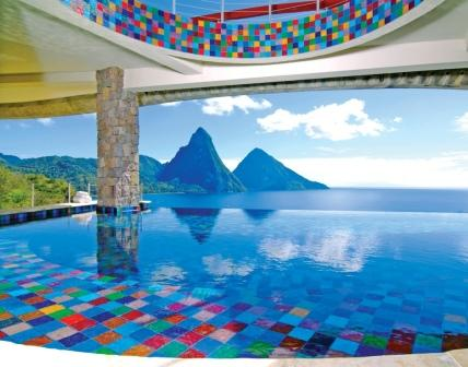 Jade Mountain, Anse Chastanet, St Lucia