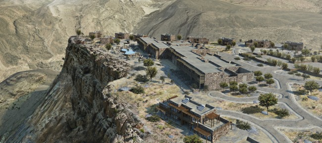 alila jabal akhdar, oman in the luxury travel bible