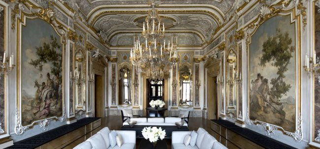 Aman Venice in The luxury travel bible
