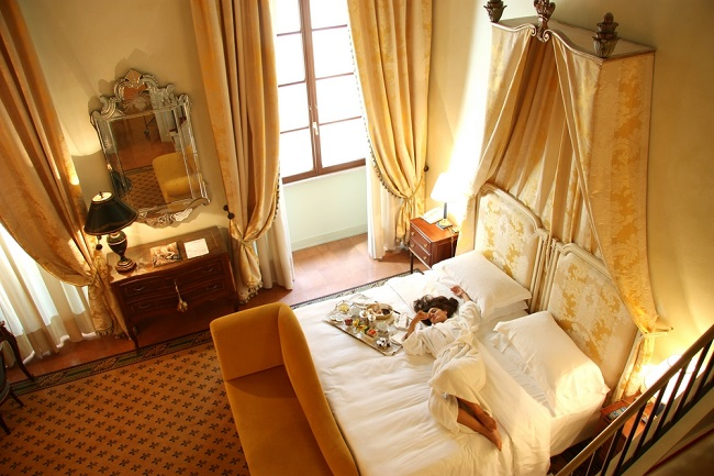 The Luxury Travel Bible Luxury Travel The Great Bed Wars