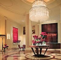 Four seasons hotel george v paris lobby