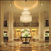 Four Seasons Hotel Beverly Hills Lobby