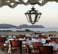 Al Bustan Palace InterContinental Muscat Pearl Room Terrace