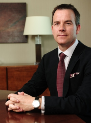 Luxury Hotels group Kempinski Hotels, Duncan O'Rourke