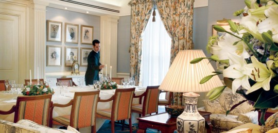 Drawing Room, The Observatory Hotel