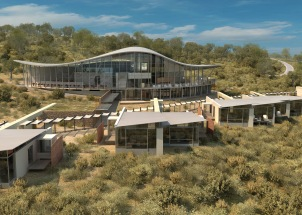 Saffire Freycinet Main Building