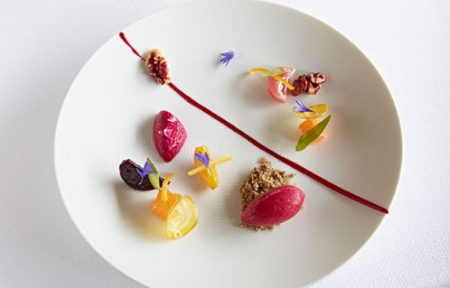 Thomas Keller's French Laundry Restaurant