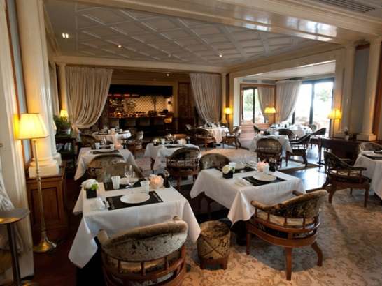 Hotel Metropole Joel Robuchon restaurant featured in The Luxury Travel Bible