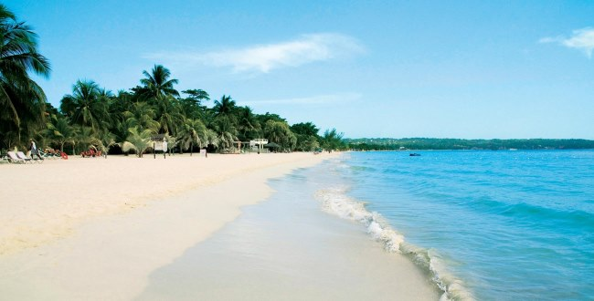 Seven Mile Beach, Jamaica