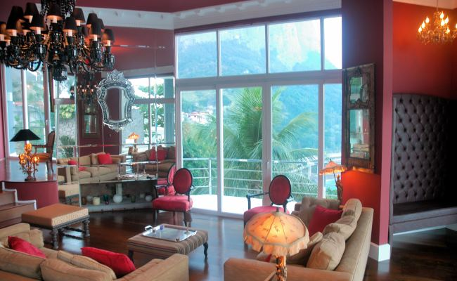 La Suite, luxury hotel in Rio