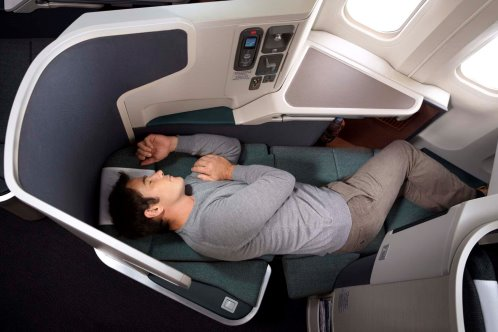 Luxury Travel on Cathay Pacific