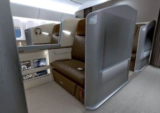 Luxury Travel on Singapore Airlines