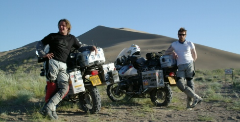 charley boorman and ewan mcgregor
