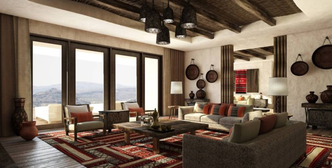 Alila Jabal Akhdar in the luxury travel bible