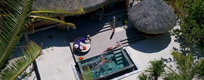 Private luxury villas in The Luxury Travel Bible