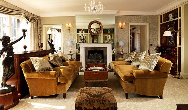 Luxury London Hotel, The Goring Hotel
