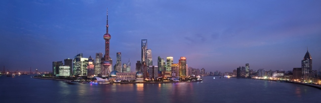 Luxury Travel in Shanghai